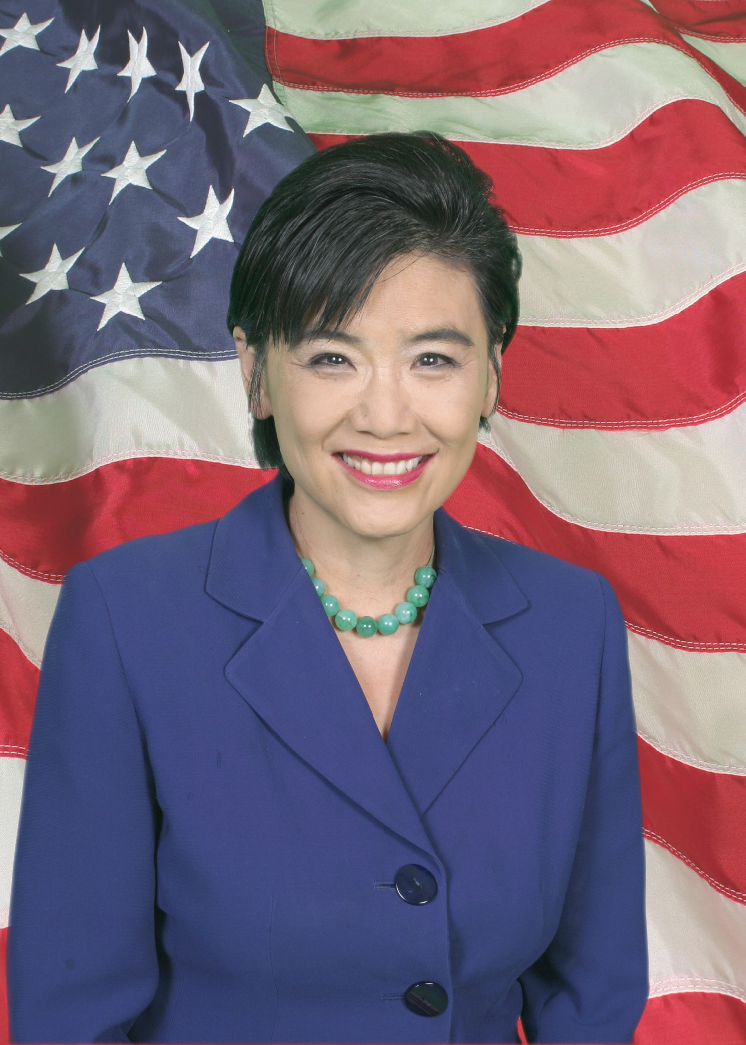 CSPP Alumna and Congresswoman Judy Chu
