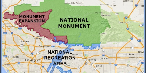 Rep. Chu Introduces Bill to Expand San Gabriel National Monument and Establish New National Recreation Area feature image